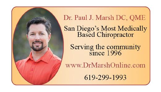 Dr Paul J Marsh logo