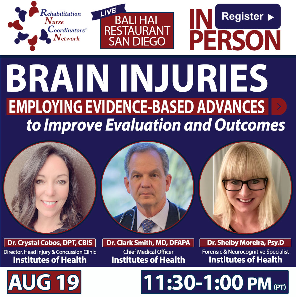 Brain Injuries luncheon